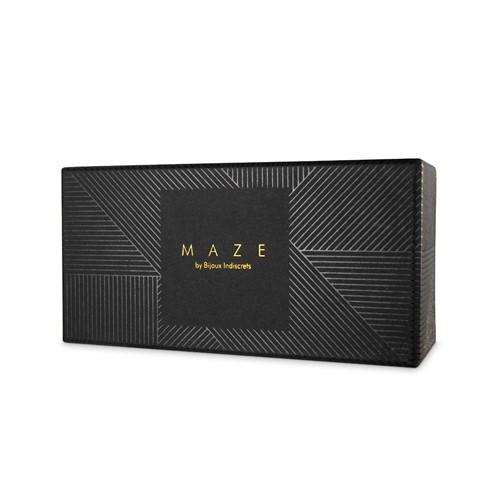 MAZE - Single choker black-3
