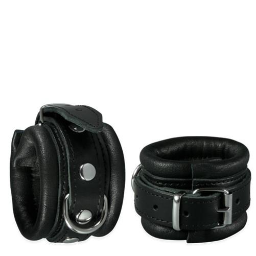 Kiotos - Handcuffs 5 cm - Black