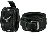 Anklecuffs 5 cm - Black