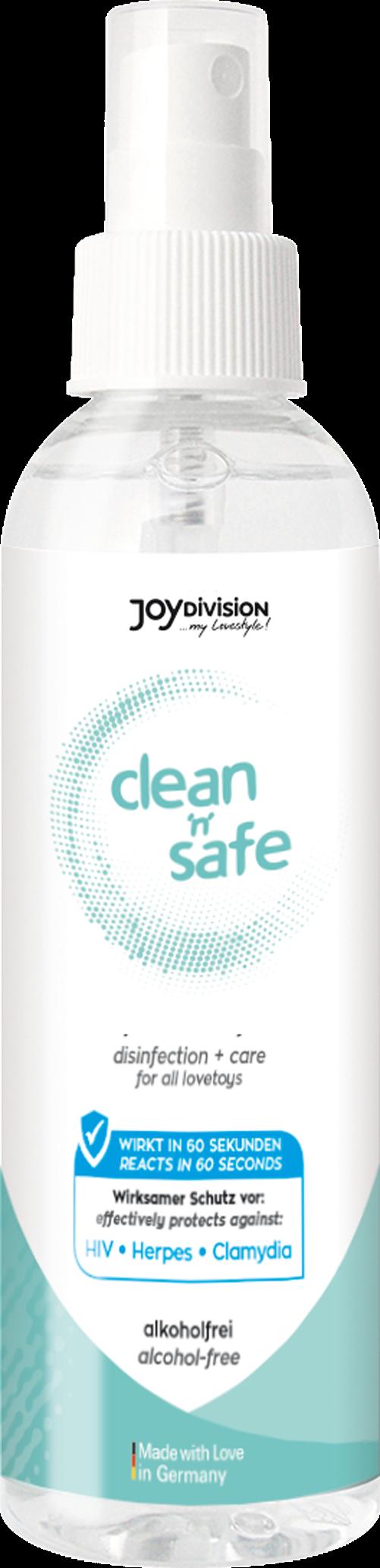clean'n'safe, 100 ml
