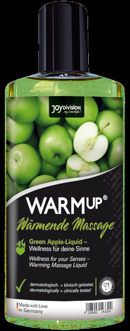 WARMup Green Apple, 150 ml