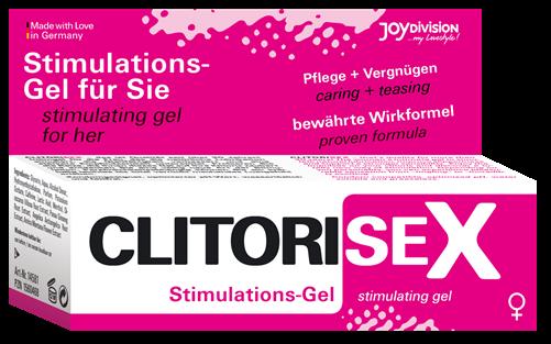 CLITORISEX - Stimulations-Gel, 25 ml