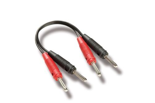 Mystim Adaptor - 4 mm Banana Plug to 4 mm Banana Plug