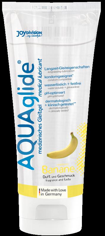 "AQUAglide ""banana"", 100 ml"