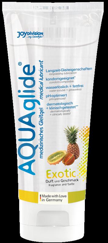 """AQUAglide """"exotic"""", 100 ml"""