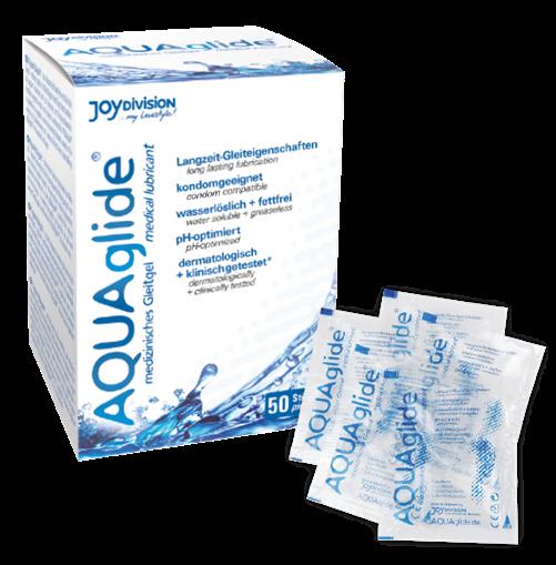 AQUAglide single portion 3 ml