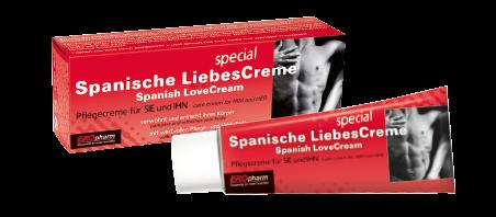 EROpharm - The Spanish Lovecreme special, 40 ml