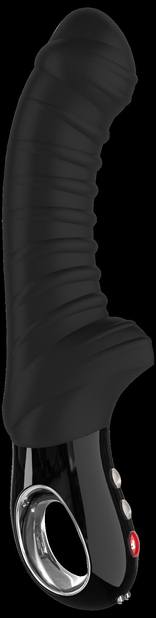 Tiger, black
