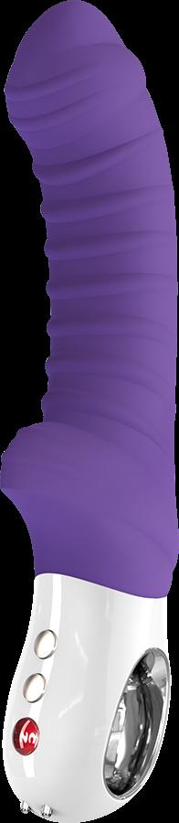 TIGER , violet