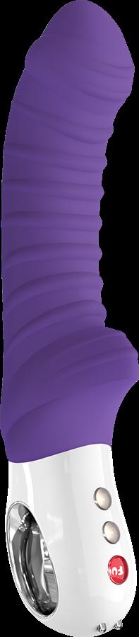 TIGER , violet-3