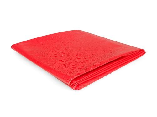 Feucht-Spielwiese Bed sheet red, 180 x 260 cm-2
