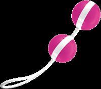 Joyballs Trend, magenta-white