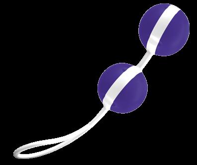 Joyballs Trend, purple-white