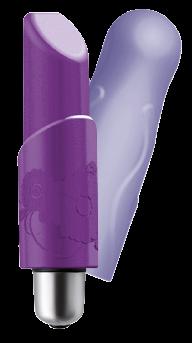 Joystick micro-set Ladylike, blackberry + lilac