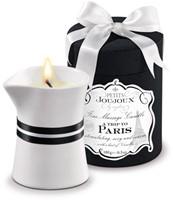 Petits JouJoux Massage candle A trip to Paris (190 g)