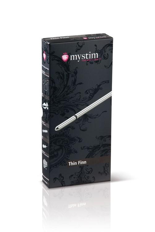 Mystim Thin Finn Urethral Sound-2