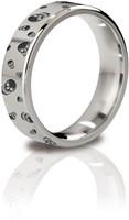 Mystim the Duke - edged Cock Ring, 55 mm, engraved