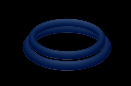 POTENZduo, blue, L