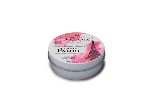 Petits JouJoux - a Trip to Paris - Candle tin-2