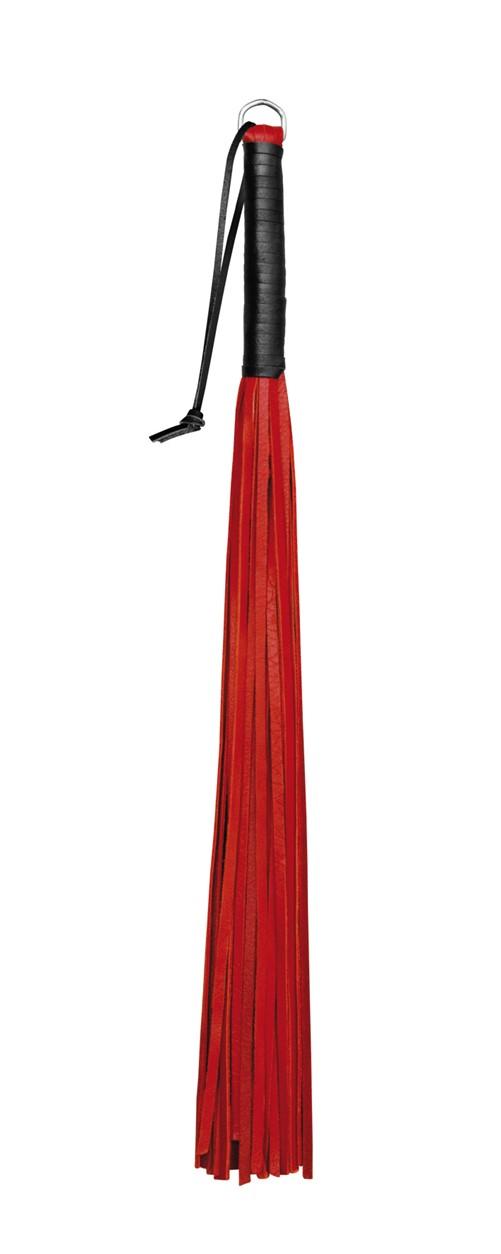 Kiotos - Leather Whip Red 24 straps