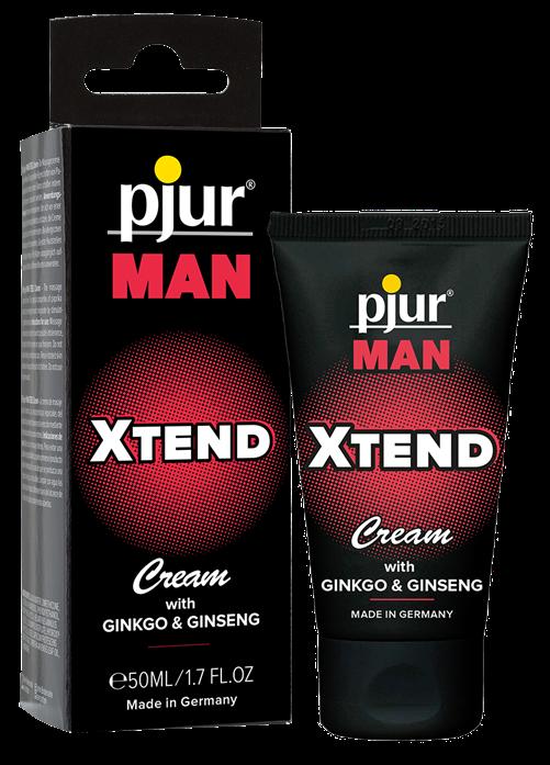 Pjur® Man Xtend Cream, tube, 50ml