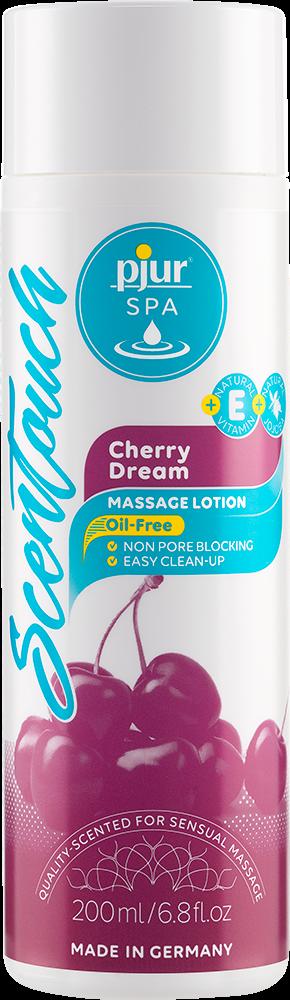 Pjur®Spa ScenTouch Cherry Dream, bottle, 200ml