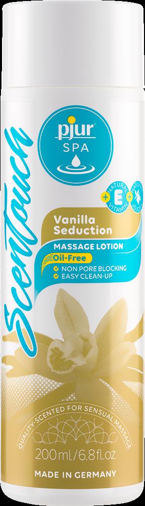 Pjur®Spa ScenTouch Vanilla Seduction, bottle, 200ml