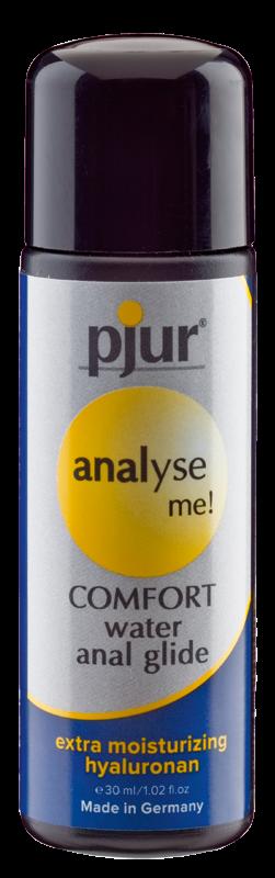 Pjur® Analyse me! Comfort Anal Glide, bottle, 30ml