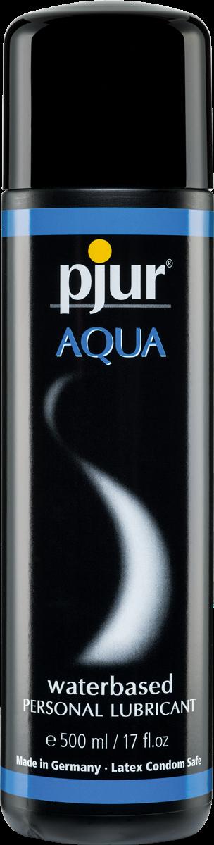 Pjur® Aqua, bottle, 500ml