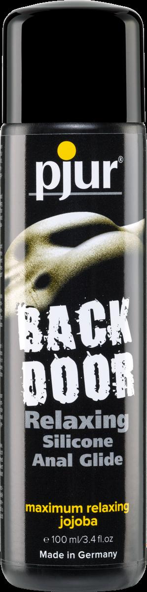 Pjur® Back door Relaxing Anal Glide, bottle, 100ml