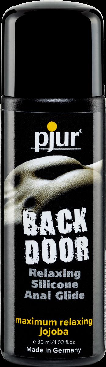 Pjur® Back door Relaxing Anal Glide, bottle, 30ml