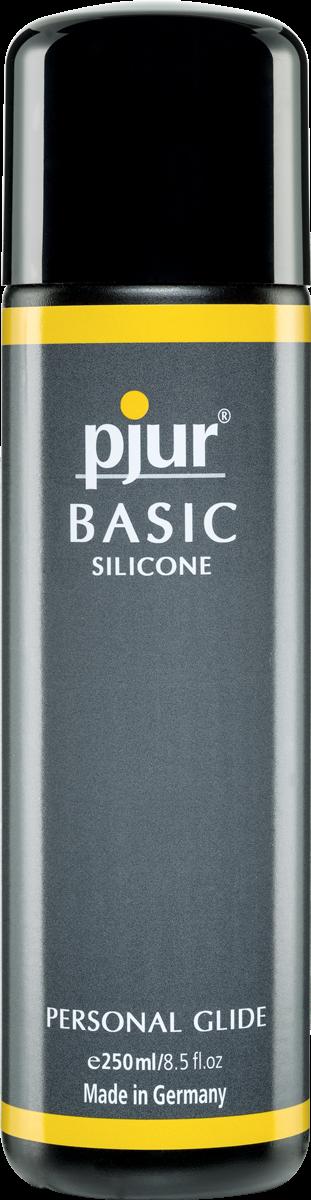 Pjur® Basic Silicone, bottle, 250ml