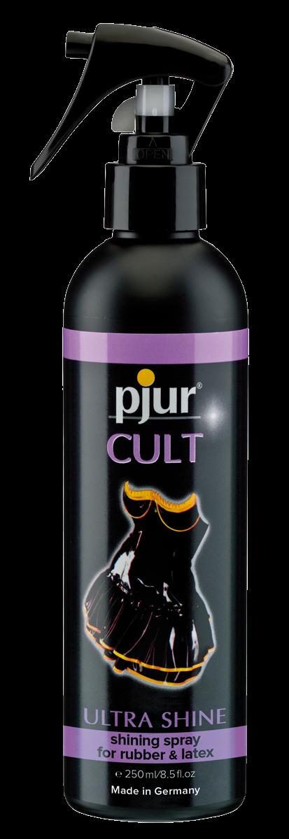 Pjur® Cult Ultra Shine Shining Spray, bottle, 250ml