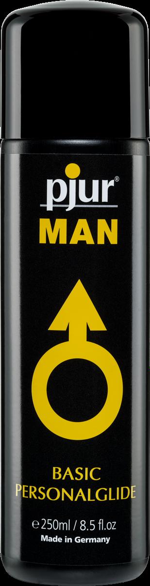 pjur® Man Basic Personalglide, bottle, 250ml