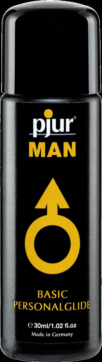 pjur® Man Basic Personalglide, bottle, 30ml