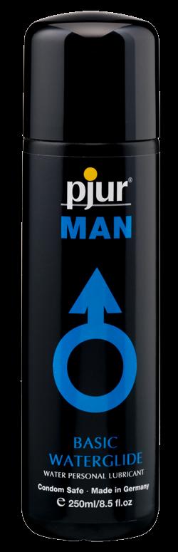 Pjur® Man Basic Waterglide, bottle, 250ml