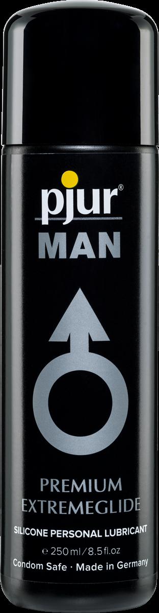Pjur® Man Premium Extremeglide, bottle, 250ml