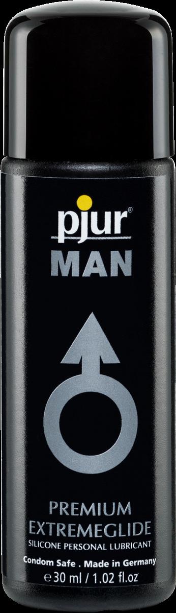 Pjur® Man Premium Extremeglide, bottle, 30ml