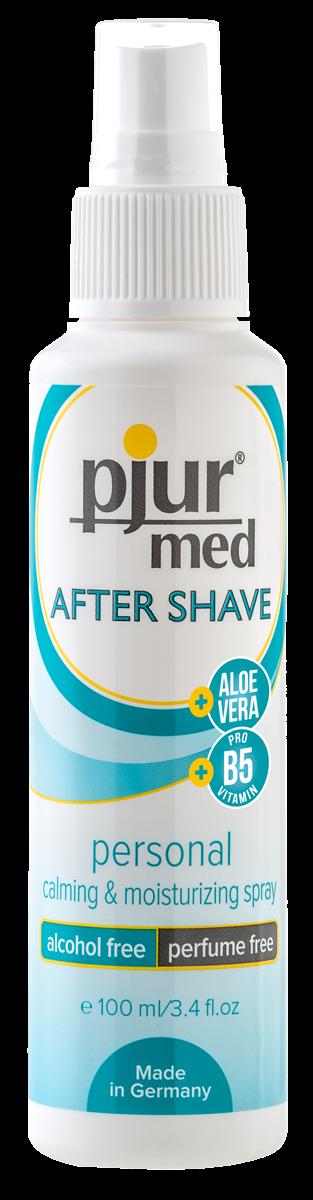 Pjur® Med After Shave spray, bottle, 100ml