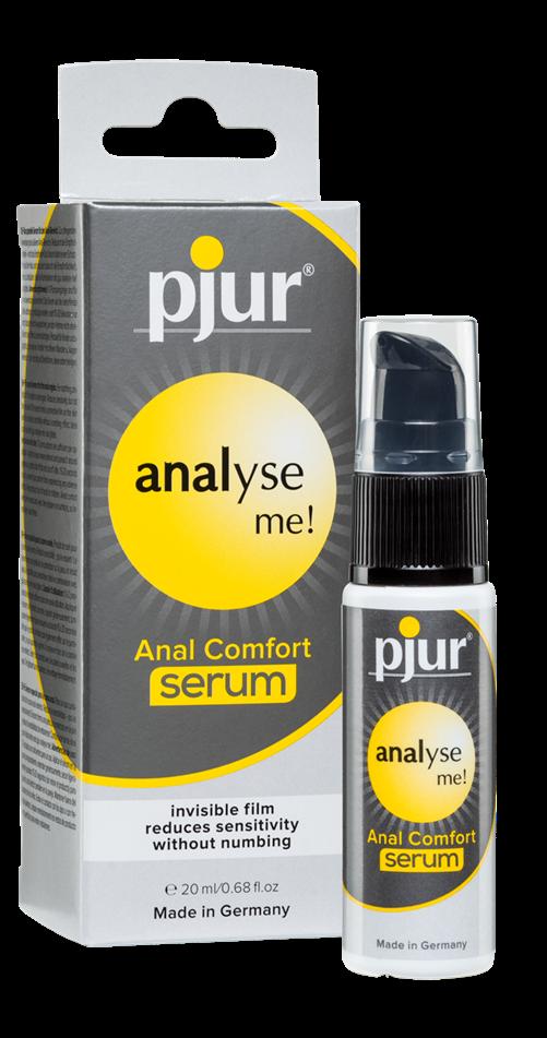 Pjur® Analyse me! Anal Comfort serum, bottle, 20ml