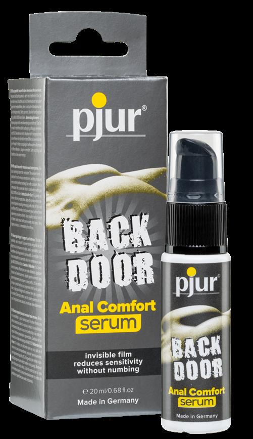 Pjur® Back door Anal Comfort serum, bottle, 20ml