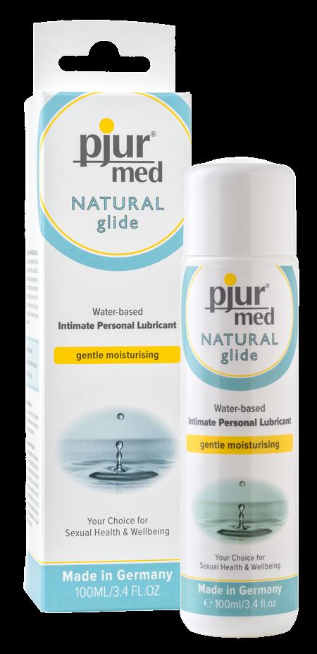 Pjur® Med Natural glide, bottle, 100ml