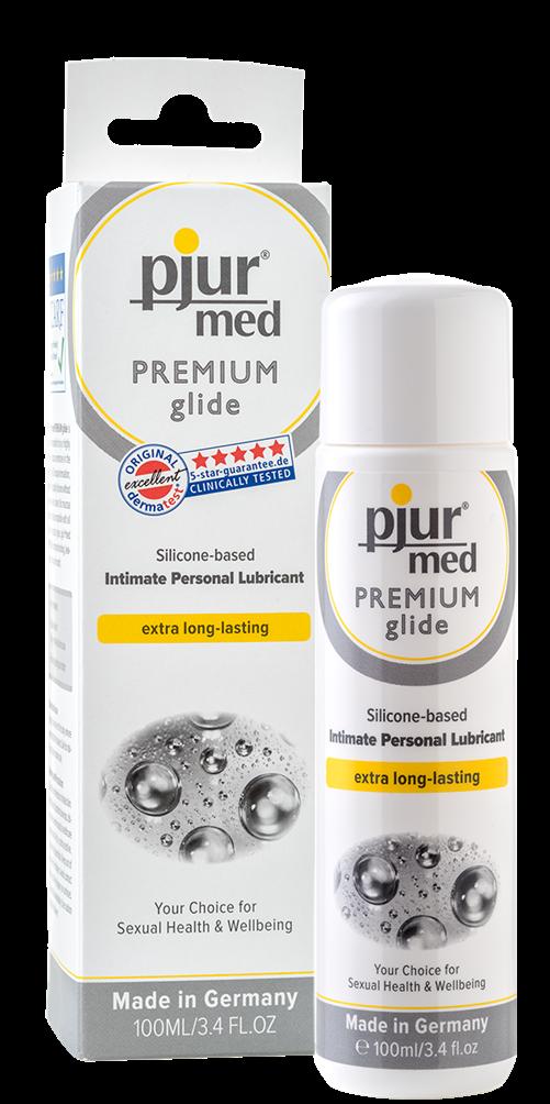 Pjur® Med Premium glide, bottle, 100ml