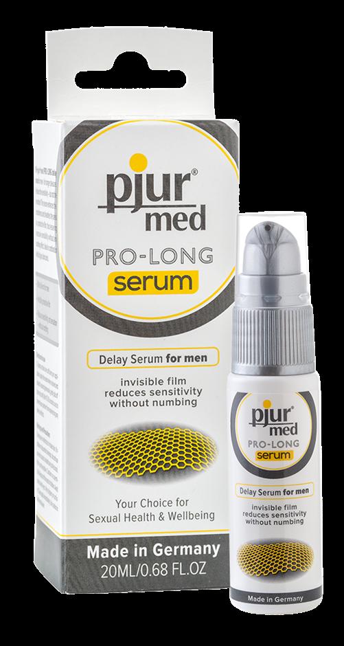 pjur® Med Pro-long serum, dispenser, 20ml