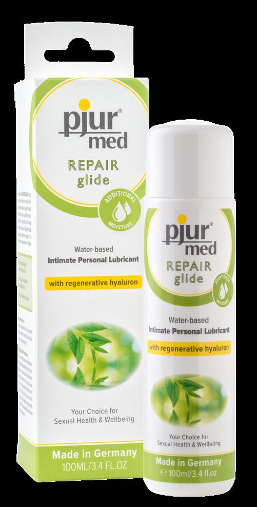 Pjur® Med Repair glide, bottle, 100ml
