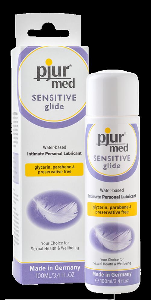 Pjur® Med Sensitive glide, bottle, 100ml