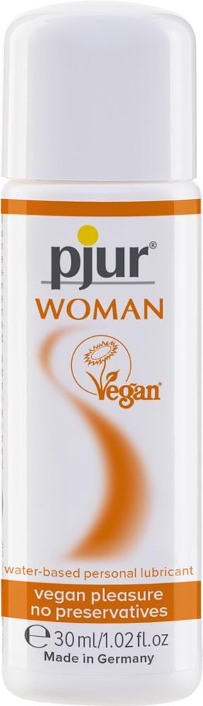 Pjur®  Woman Vegan waterbased, bottle, 30ml