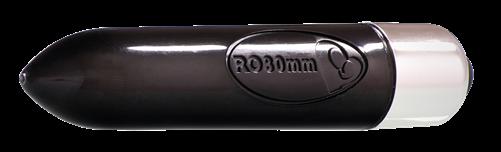 Single Speed RO-80mm, Black