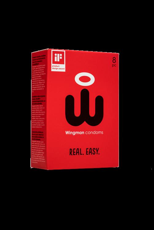 Wingman - 8 pack