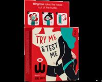Wingman - 2pc sample pack